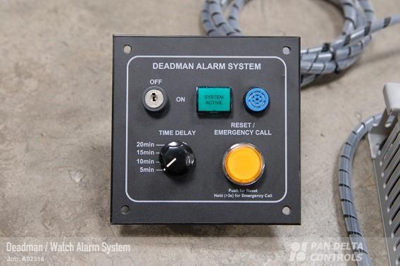 Marine Engineer's Alarm System
