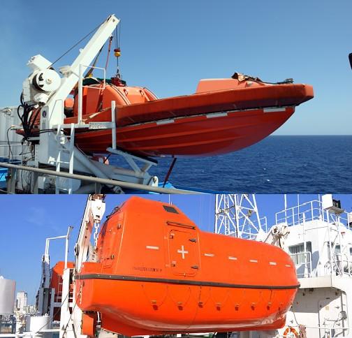 Life Boat & Rescue Boat