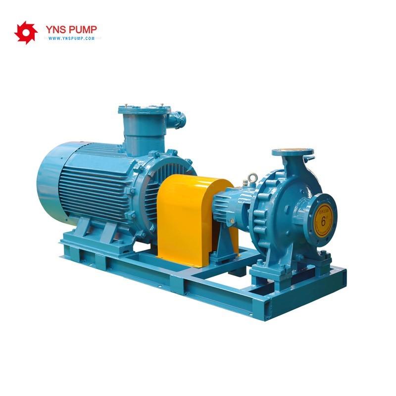 API610 Petrochemical Centrifugal Pump