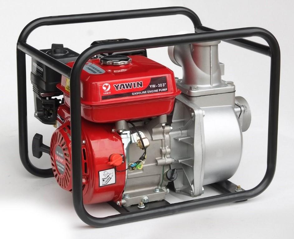 Gasoline engine driven water Pump