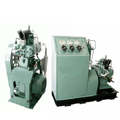 High Pressure Water Cooled Marine Air Compressor
