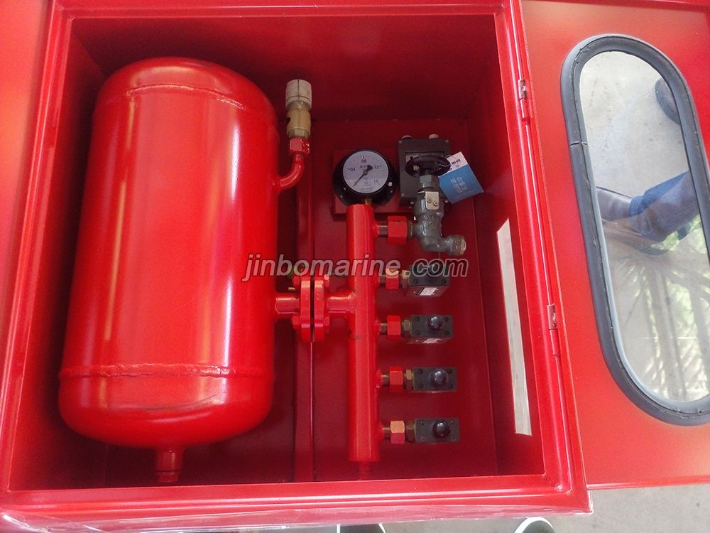Ship Quick Closing Valve Control Box